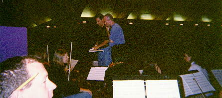 Allan and conductor go over score 1998